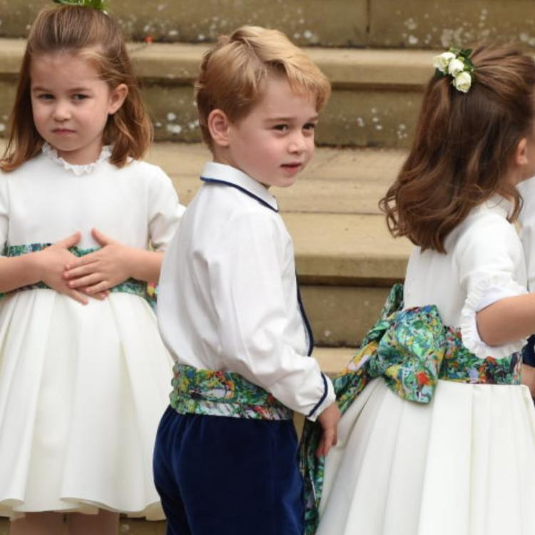 Prince George shows his artistic side as he makes a card for Kate Middleton on Mother's Day; See PicPrince George shows his artistic side as he makes a card for Kate Middleton on Mother's Day; See Pic