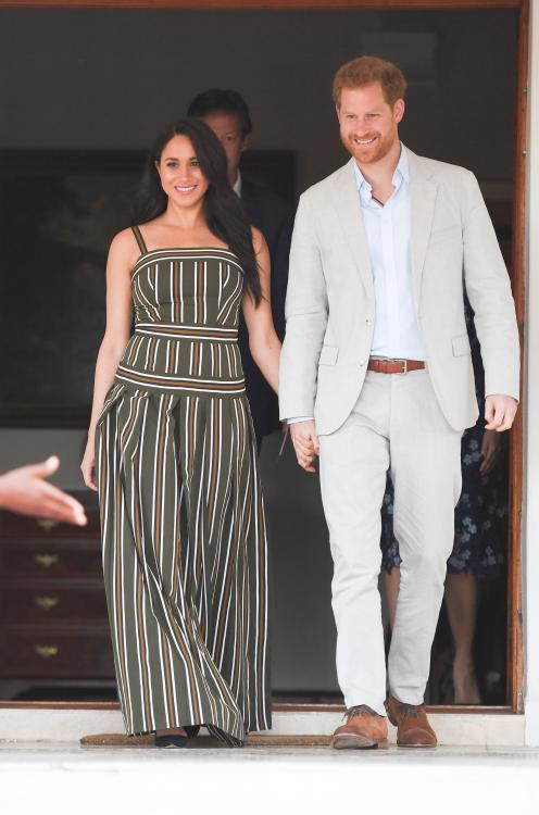 Prince Harry and Meghan Markle will have to bear the cost of £4million per year for private securityin LA.