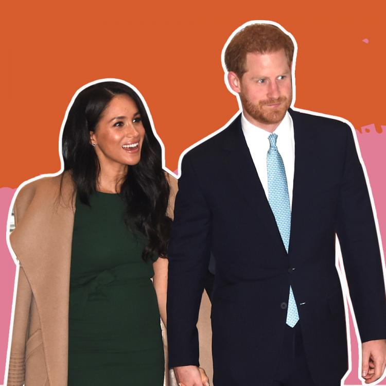 Prince Harry & Meghan Markle to step back as senior members of Royal Family; to balance time between UK & USA