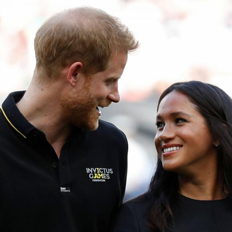 Meghan Markle said THIS about Prince Harry after her first date with the Duke of Sussex