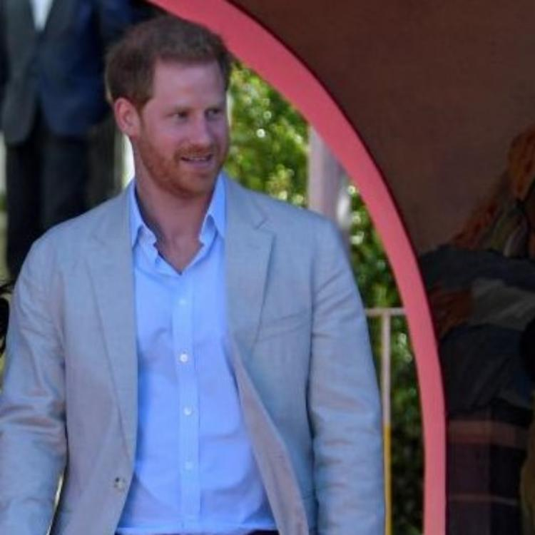 Prince Harry irked by reporter in Malawi before announcing the legal case against British press
