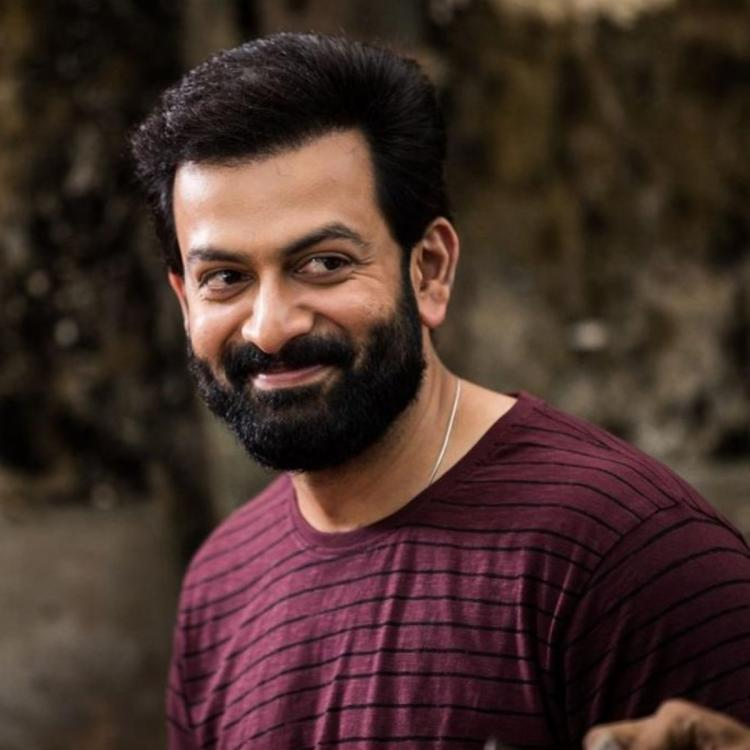 Prithviraj Sukumaran opens up about his image as a star; Says 'Outside of cinema, I am my true self'