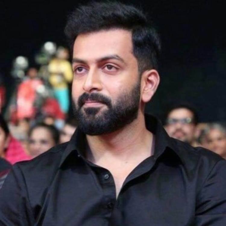 Prithviraj Sukumaran promises to do a Tamil film after a fan requests him to do it