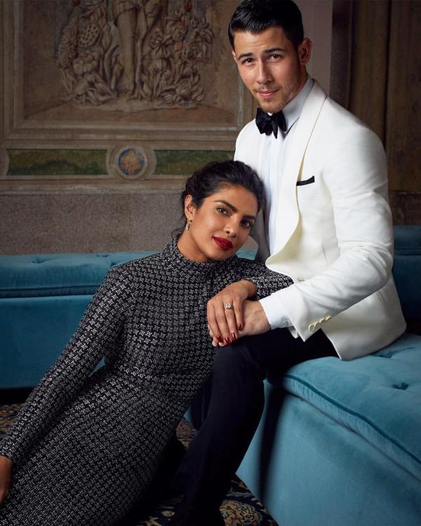 Priyanka Chopra dating någon