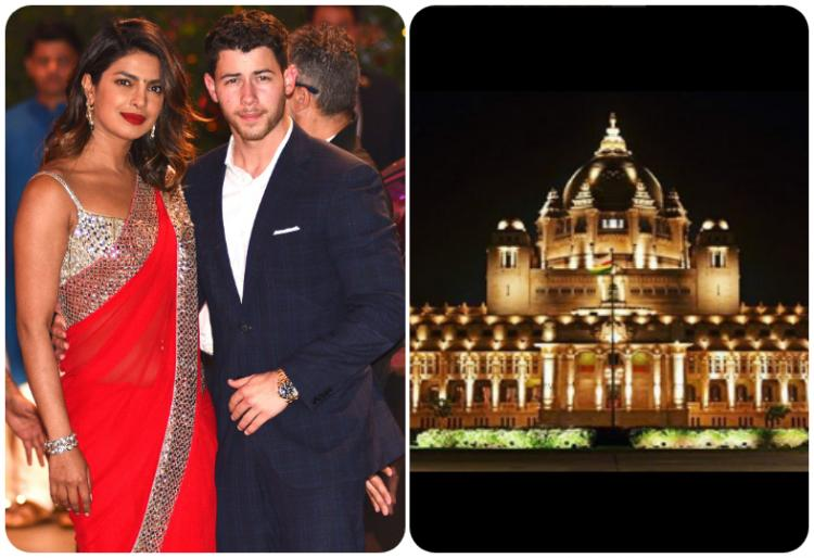 News,Priyanka Chopra,Nick Jonas,Umaid Bhavan Palace