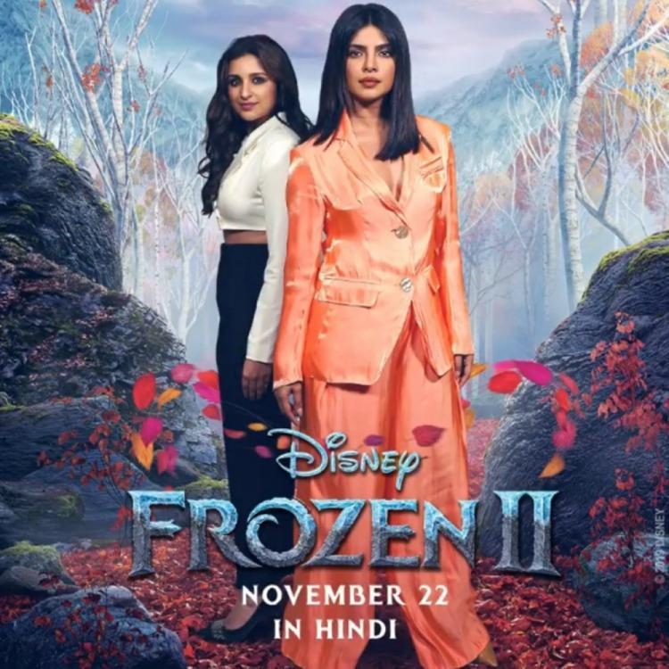 Parineeti Chopra feels she and Priyanka Chopra Jonas have a unique and strong bond like Frozen 2's Elsa & Anna