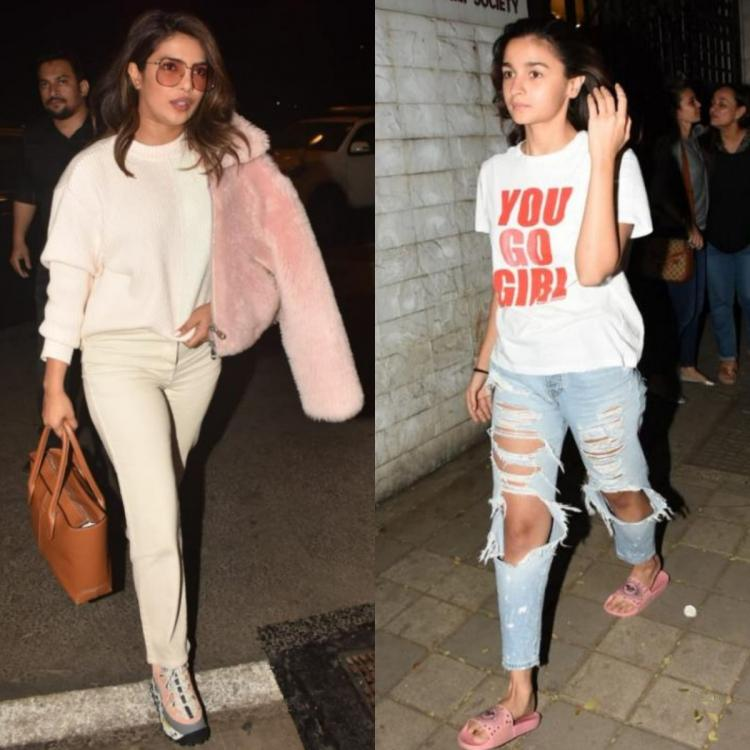 Priyanka Chopra Jonas to Alia Bhatt: ALL the looks from yesterday that you should not miss out