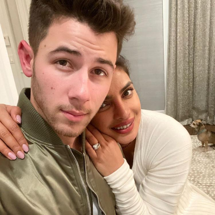Happy Anniversary Priyanka Chopra & Nick Jonas: Let's take a tour of the couple with their family pictures