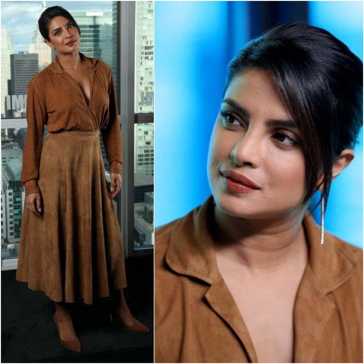 Priyanka Chopra rocks a monotone outfit by Ralph Lauren at TIFF: Yay or Nay?