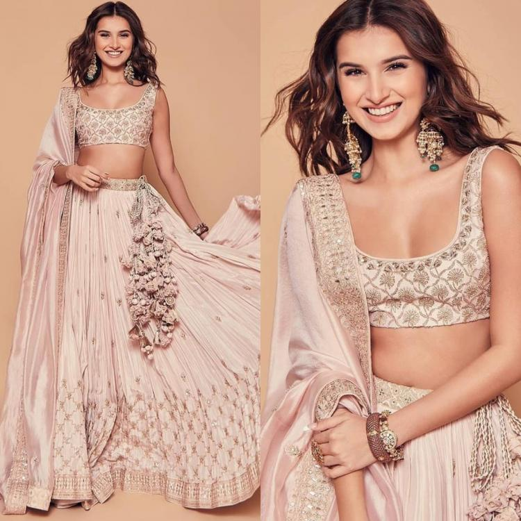 Tara Sutaria's Punit Balana outfit for LFW is perfect for your best friend's sangeet: Yay or Nay?