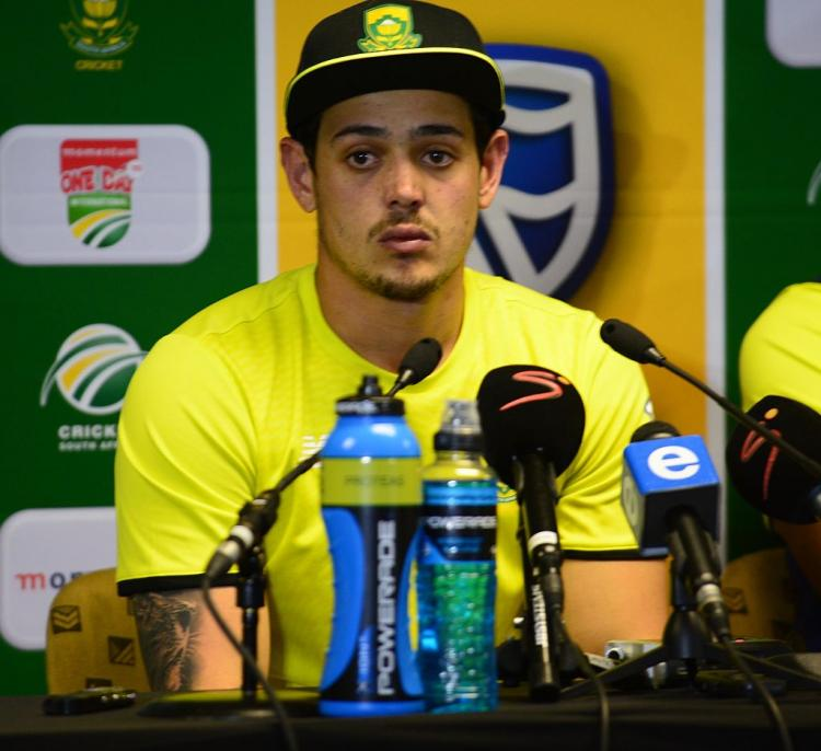 Quinton de Kock on T20I win: Bowlers stuck to the plans, kept up the pressure on India