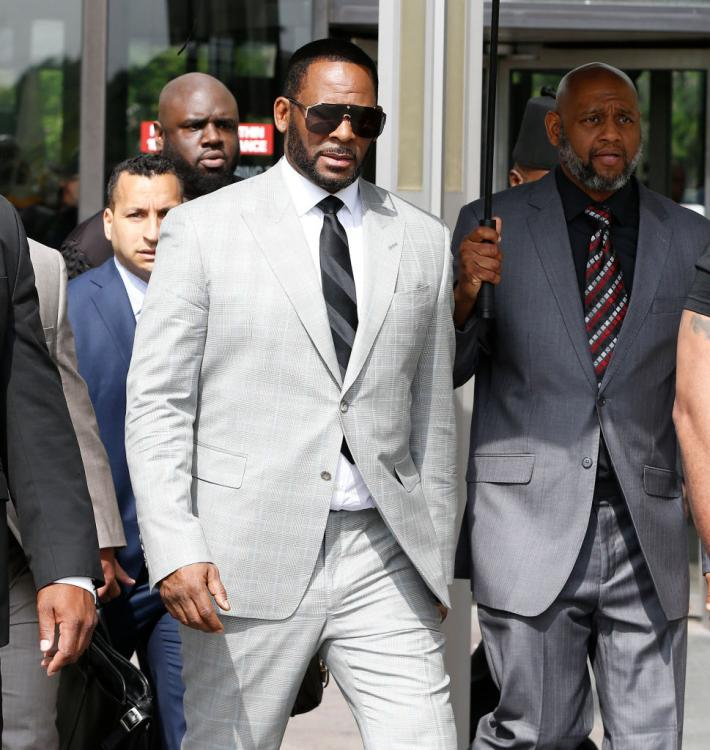 R. Kelly had earlier been charged with 10 state counts in February 2019, with 11 more in May 2019, but was pleaded not guilty.