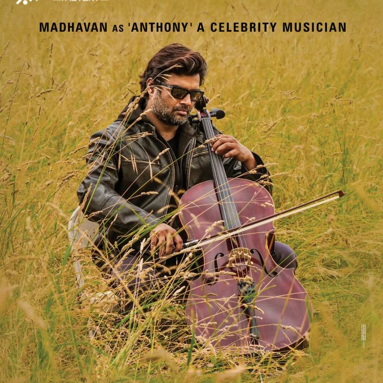 Nishabdam First Look: R Madhavan is winning hearts as a celebrity musician; Check it out