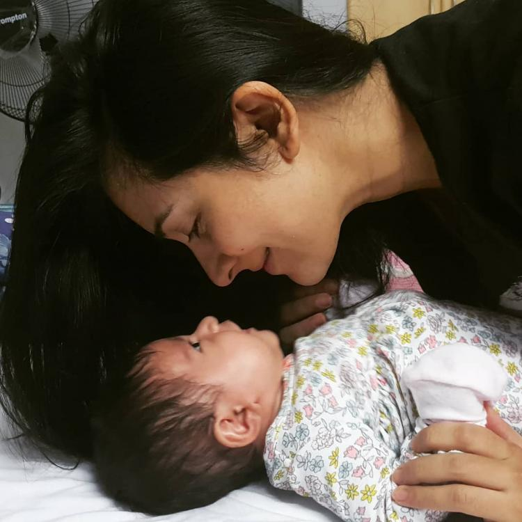KGF star Yash's wife Radhika Pandit shares an adorable photo with their baby girl