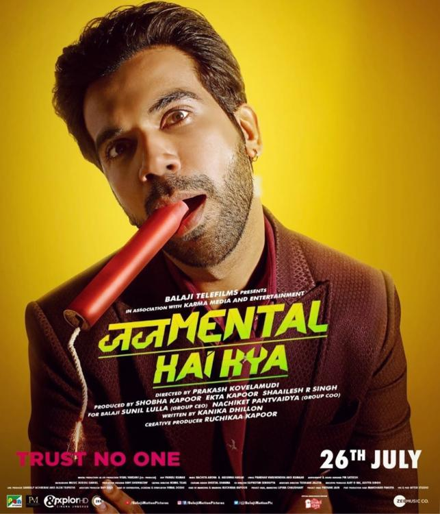 EXCLUSIVE: Rajkummar Rao on protest against the initial title of Judgementall Hai Kya: People have their POV