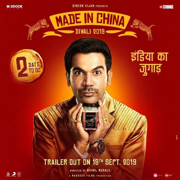 Here's why Rajkummar Rao decided to sport a unibrow in 'Made In China'