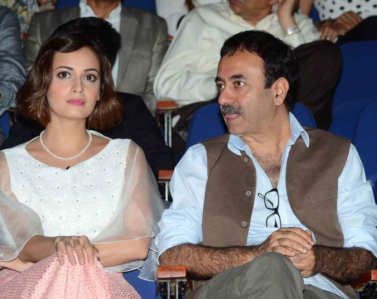 EXCLUSIVE: Rajkumar Hirani sexual misconduct row: Dia Mirza opens up 'I am deeply distressed by this news'
