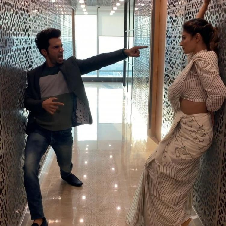 Made In China Song Valam: Rajkummar Rao and Mouni Roy give the romantic track a comical twist; Watch video