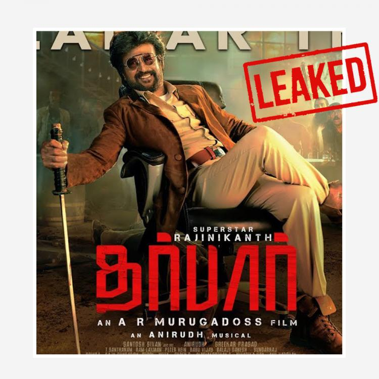 Rajinikanth's Darbar full movie in HD version leaked on Tamilrockers to watch and download online