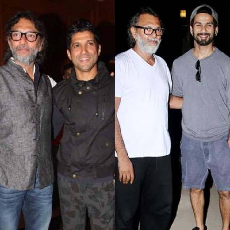 Rakesyh Omprakash Mehra confirms talks with Shahid Kapoor, says Farhan Akhtar starrer will roll out in August