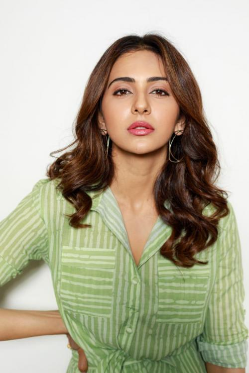 EXCLUSIVE: Rakul Preet reacts to being trolled for smoking scenes in Manmadhudu 2; Says 'I don't get bothered'