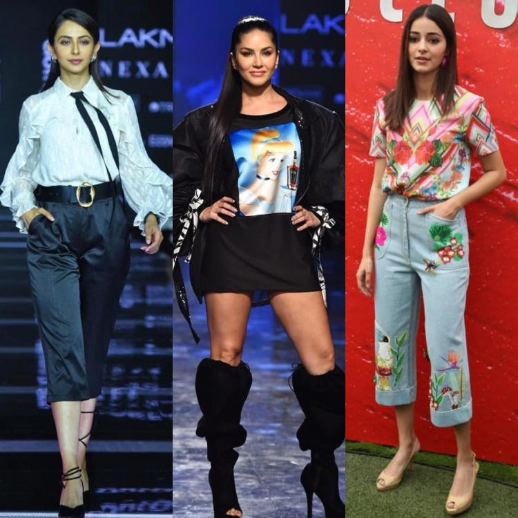 Lakme Fashion Week 2020: Rakul Preet, Sunny Leone, Ananya Panday and more make an appearance on Day 1