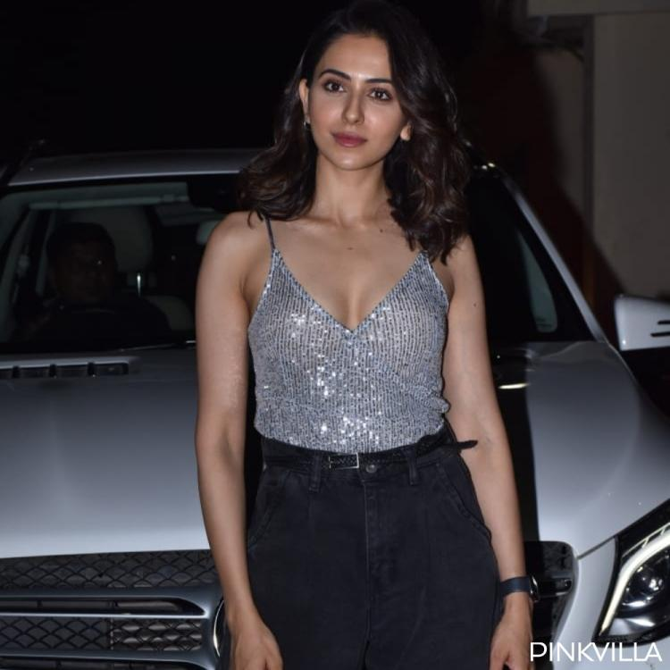 Rakul Preet Singh steals the limelight as she makes a stunning appearance at Love Aaj Kal screening; See Pics