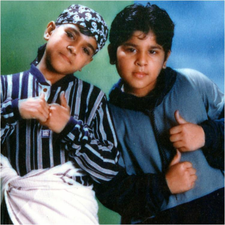 Ram Charan Birthday: Check out THESE childhood unseen photos of him with his cousins Allu Arjun and others