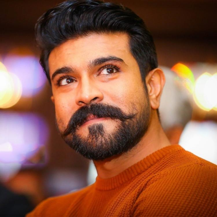Ram Charan has an emotional message to his fans; Requests THIS for his birthday