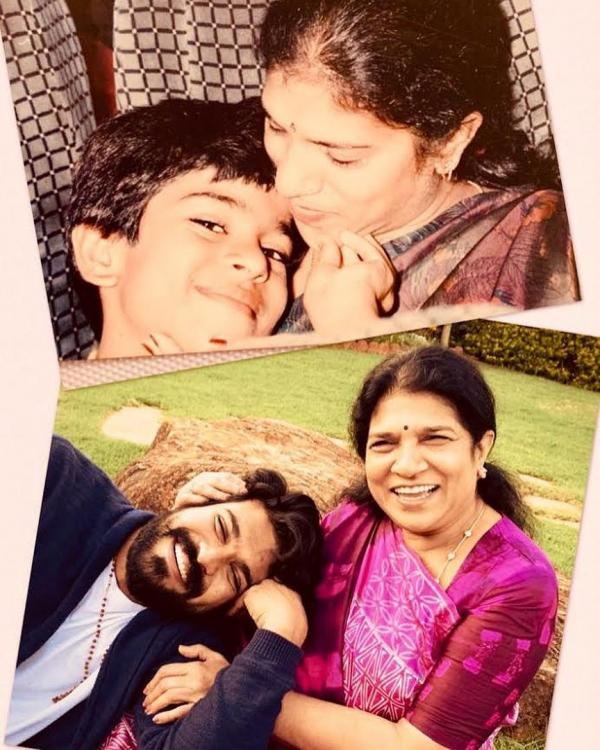 RRR star Ram Charan dedicates the first Instagram post to his mom and it's heartwarming