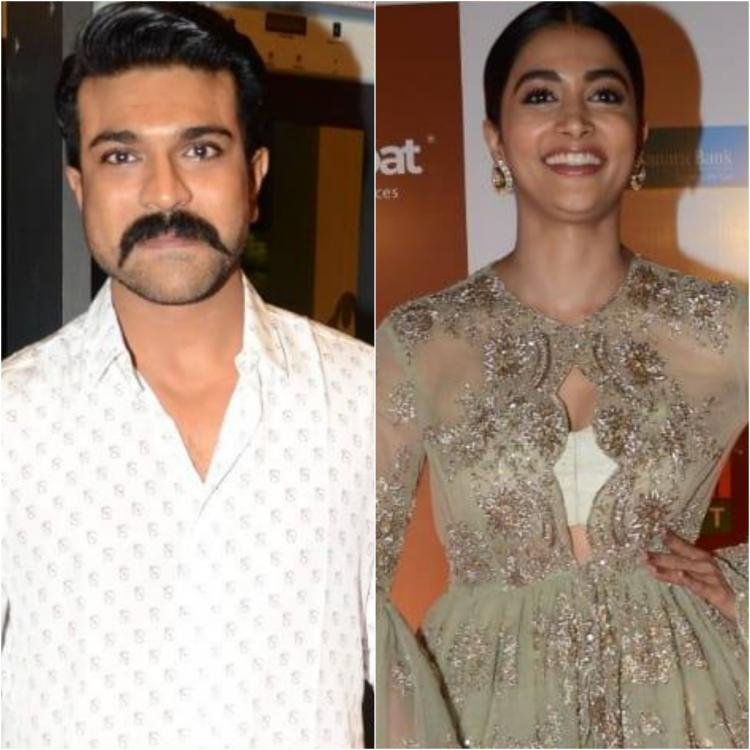 PHOTOS: Ram Charan looks dapper at an awards night; Wins Best Actor for Rangasthalam