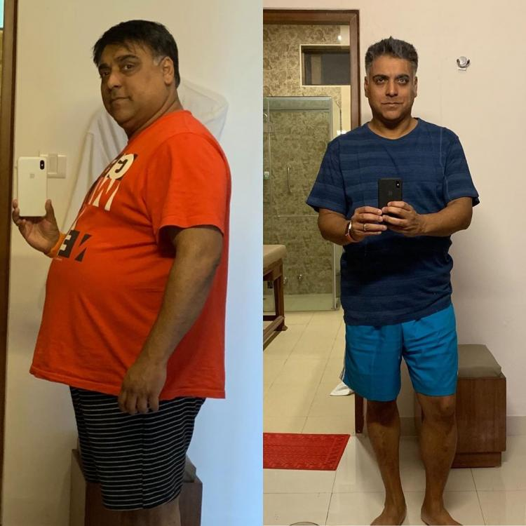 Before & After: Ram Kapoor's weight loss transformation will leave you stunned beyond belief; Check it out