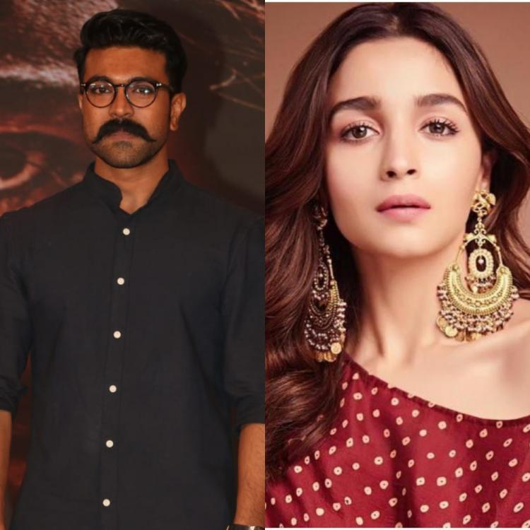 RRR: Ram Charan and Alia Bhatt to shoot a romantic number? Find Out