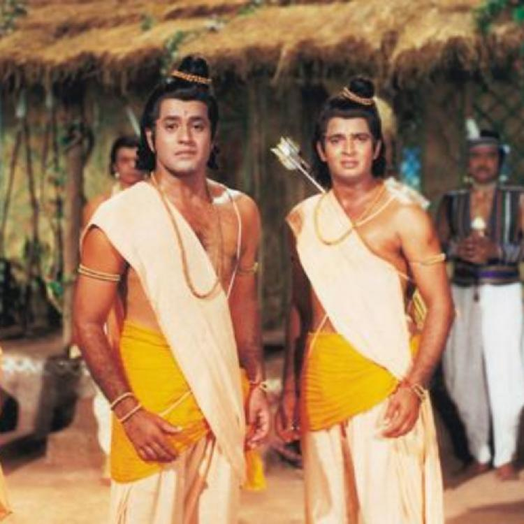Ramayan goes on air on Doordarshan again amid COVID 19 lockdown, Tweeple get nostalgic; See reactions