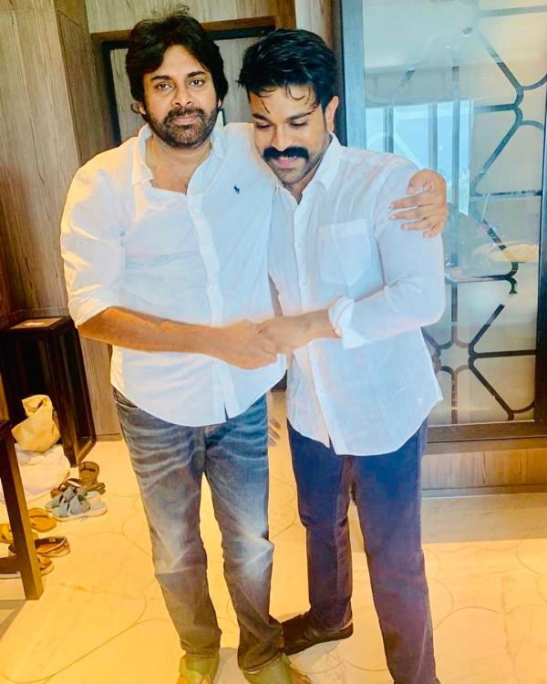Happy Birthday Pawan Kalyan: Ram Charan pens a heartfelt note for his uncle and thanks him for being his guide