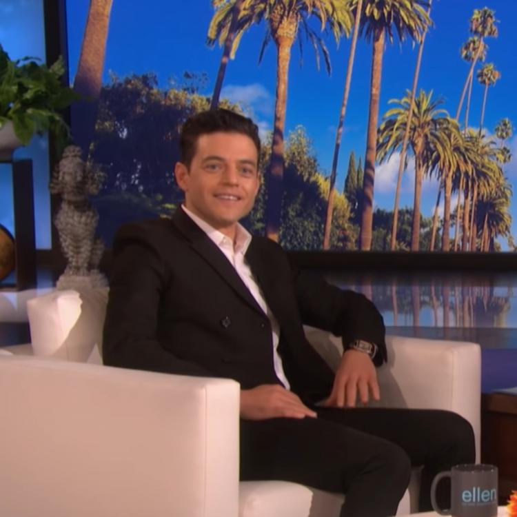 No Time To Die villain Rami Malek CONFESSES his love to Iron Man star Robert Downey Jr; Watch VIDEO