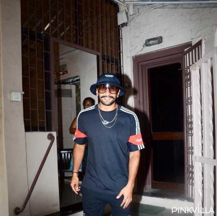 PHOTOS: Ranveer Singh yet again proves that he has a swag like no other in his latest spotting