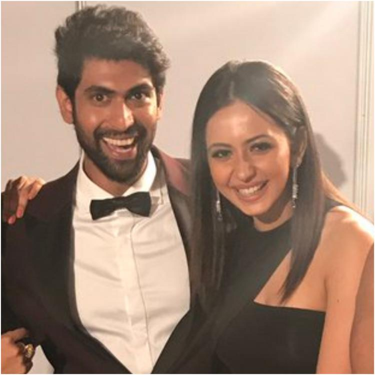 Rakul Preet Singh is dating Rana Daggubati? Here's what the actress has to say