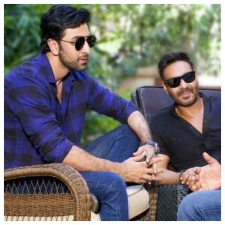 Ajay Devgn confirms that Luv Ranjan's film with Ranbir Kapoor will go on floors next year