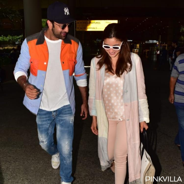 Brahmastra star Alia Bhatt returns with beau Ranbir Kapoor from Varanasi abruptly; Here's why