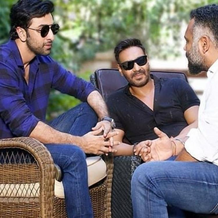 With Deepika Padukone reportedly out, Ranbir Kapoor & Ajay Devgn's film with Luv Ranjan to be pushed to 2020?