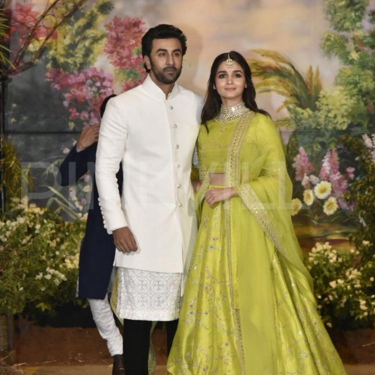 Ranbir Kapoor's morphed wedding picture with Alia Bhat takes over the internet; check it out
