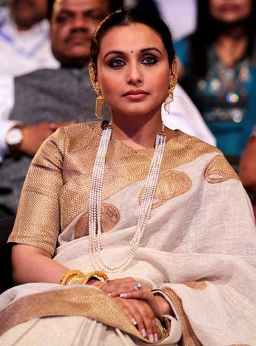 Its Only Been A Month That Rani Mukerji Tied The Knot With Aditya Chopra But Actress Is Back On Sets Of Her Upcoming Movie Mardaani And Will