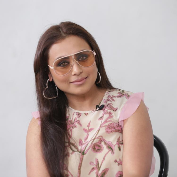 Rani Mukerji on criticism over her voice: Ghulam makers felt my voice wasn't good but Karan Johar trusted me
