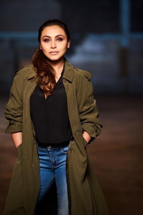 Rani Mukerji says she wants to continue being an actor