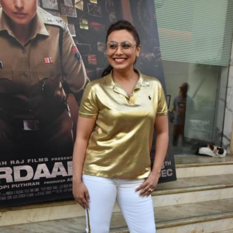 Rani Mukerji REVEALS about her fights with hubby Aditya Chopra and how they patch up