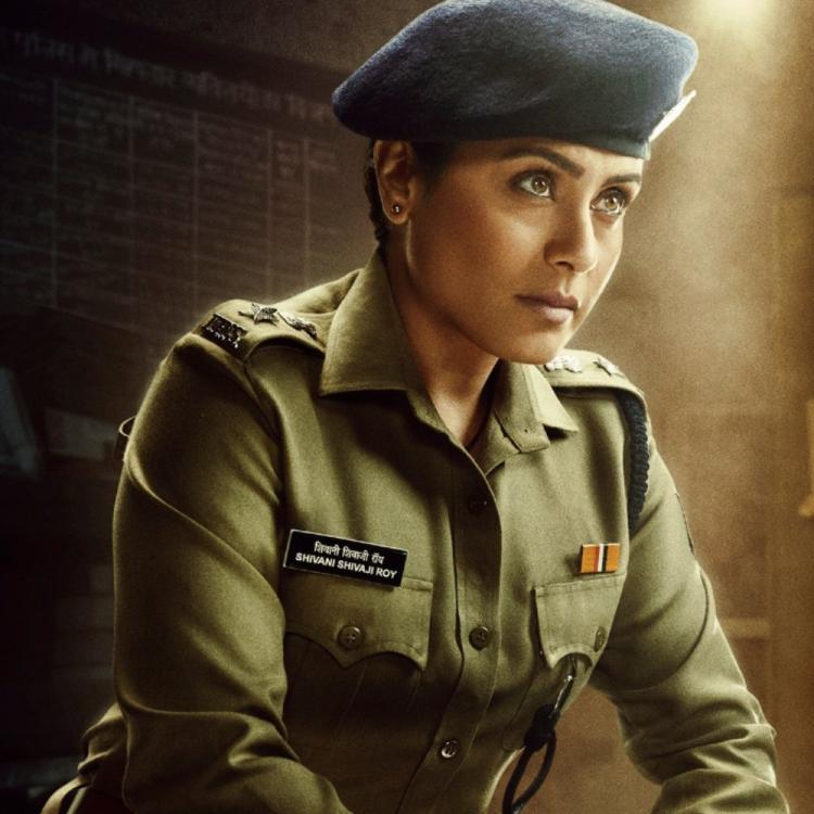 Rani Mukerji REVEALS why she will be meeting Police officers & their families during Mardaani 2 promotions