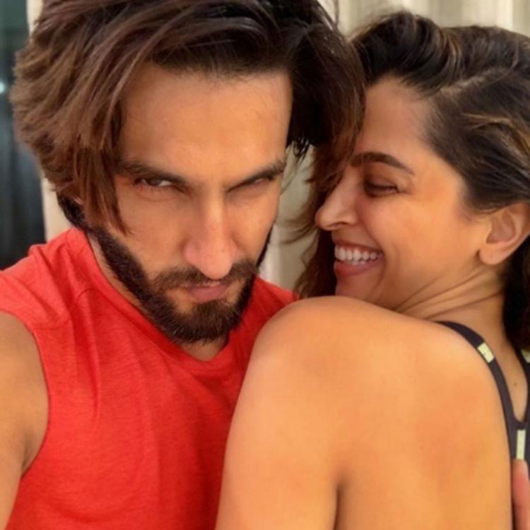 Ranveer Singh gives Monday motivation as he begins his week working out with 'home gym buddy' Deepika Padukone