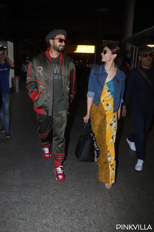 Gully Boy: Ranveer Singh and Alia Bhatt are all smiles as they return from Delhi