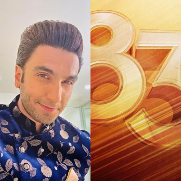 Ranveer Singh teases fans by sharing a poster of the sports drama '83; Check it out